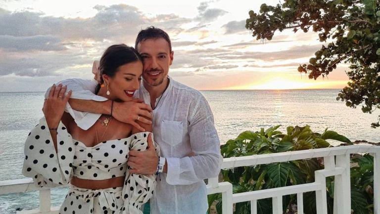 Даниел Петканов пусна топлес снимка на жена си в мрежата