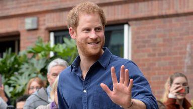 Принц Хари разкри, че се е подлагал на терапия за лечение на тревожност