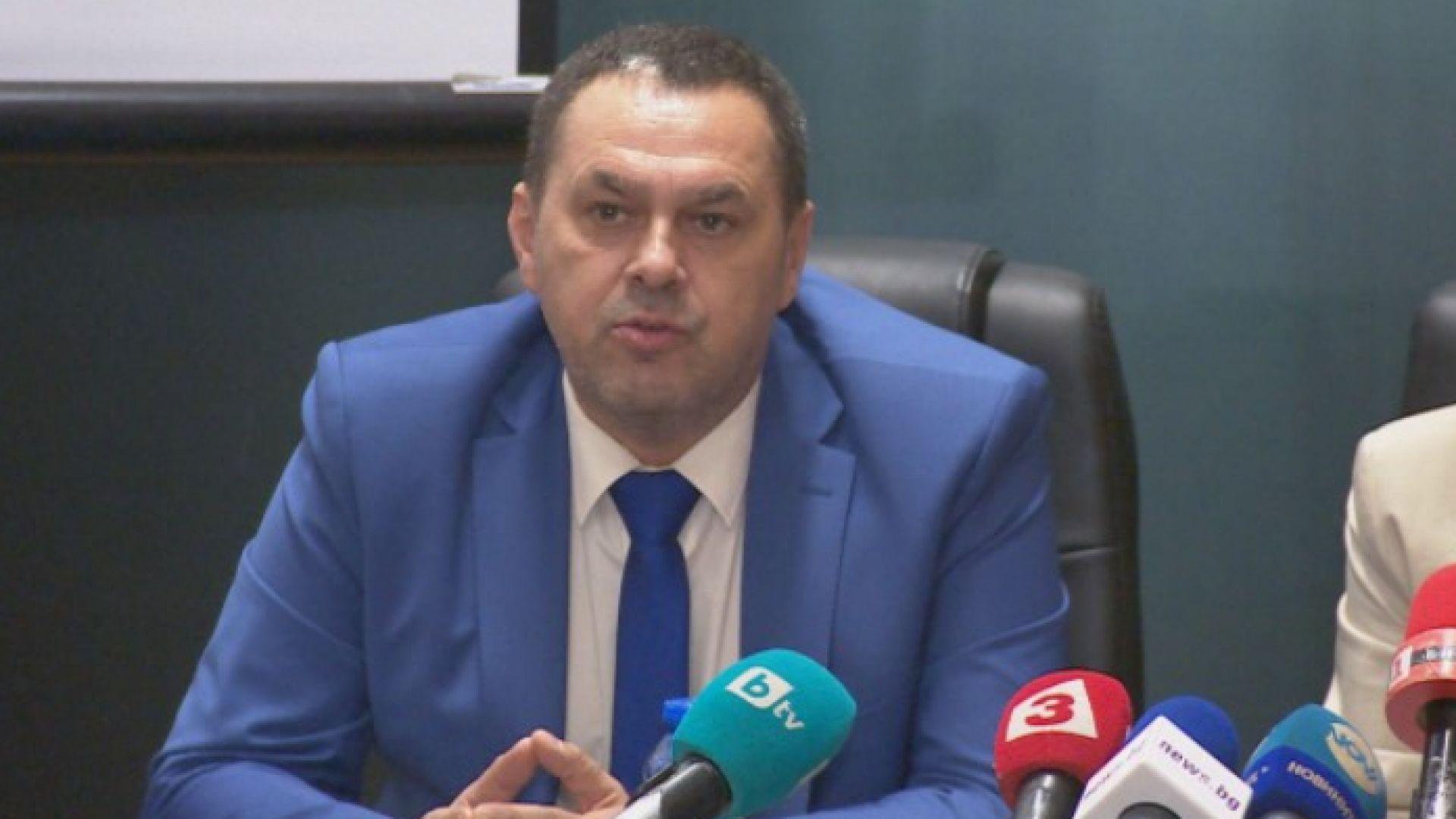 """Загубил доверието на Рашков, шефът на """"Вътрешна сигурност"""" в МВР е преназначен заради подслушването"""