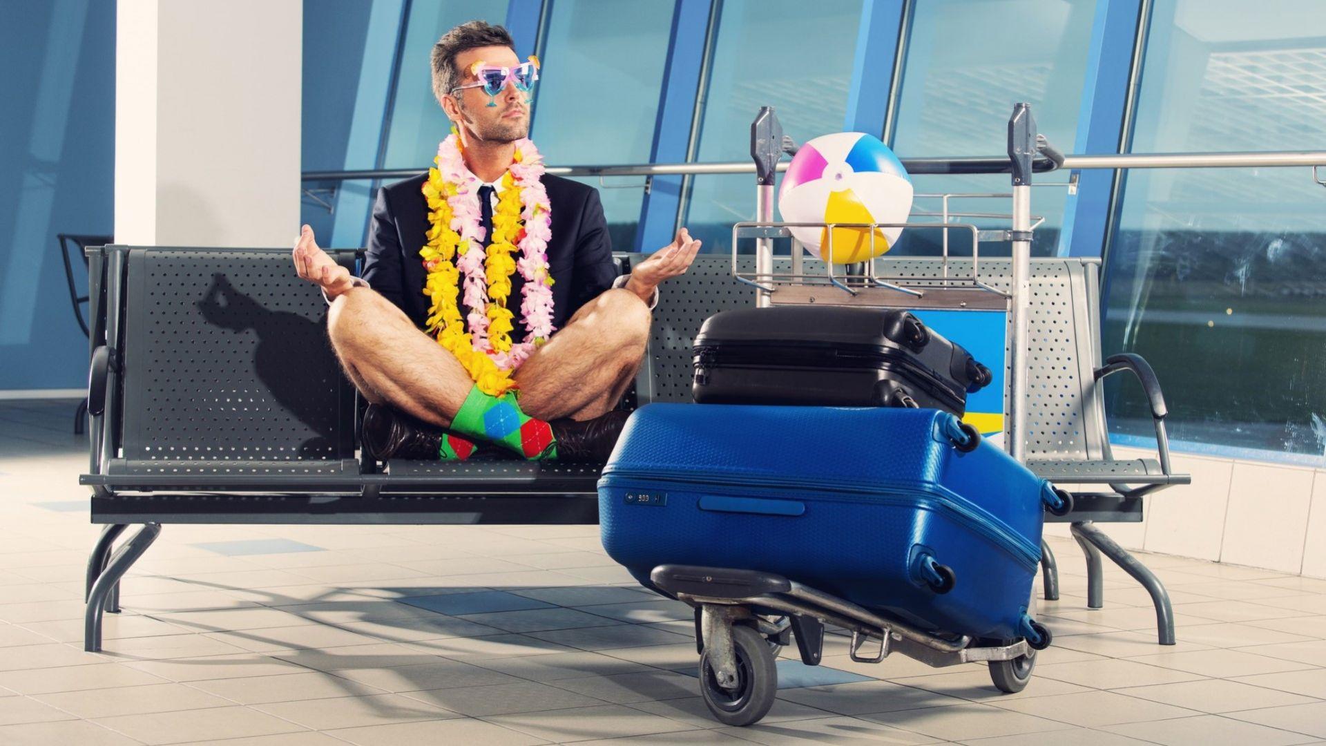 Това лято пътуването ще е стрес - тези 4 дзен техники ще ви спасят