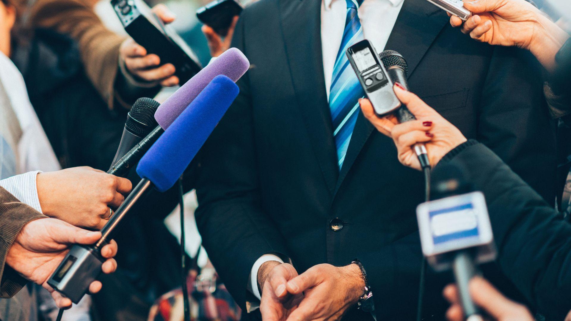 Уволниха журналист от Анадолската агенция след задаване на неудобен въпрос