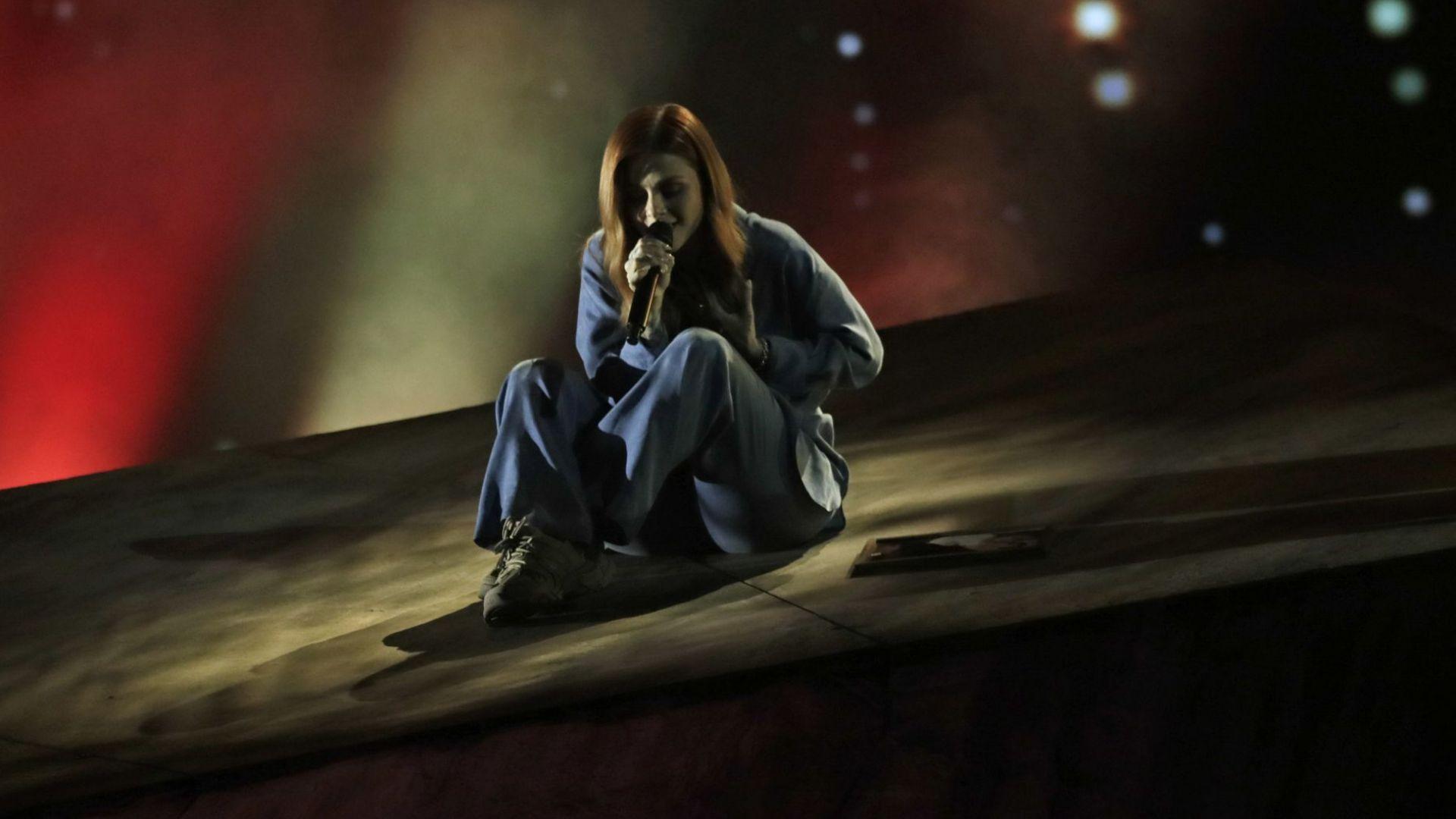 """Виктория Георгиева след финала: """"Евровизия"""" ме направи по-силна като човек и артист"""