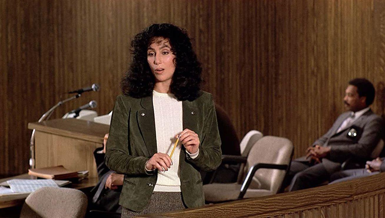 """В трилъра """"Заподозреният"""" (1987) на режисьра Питър Йейтс"""