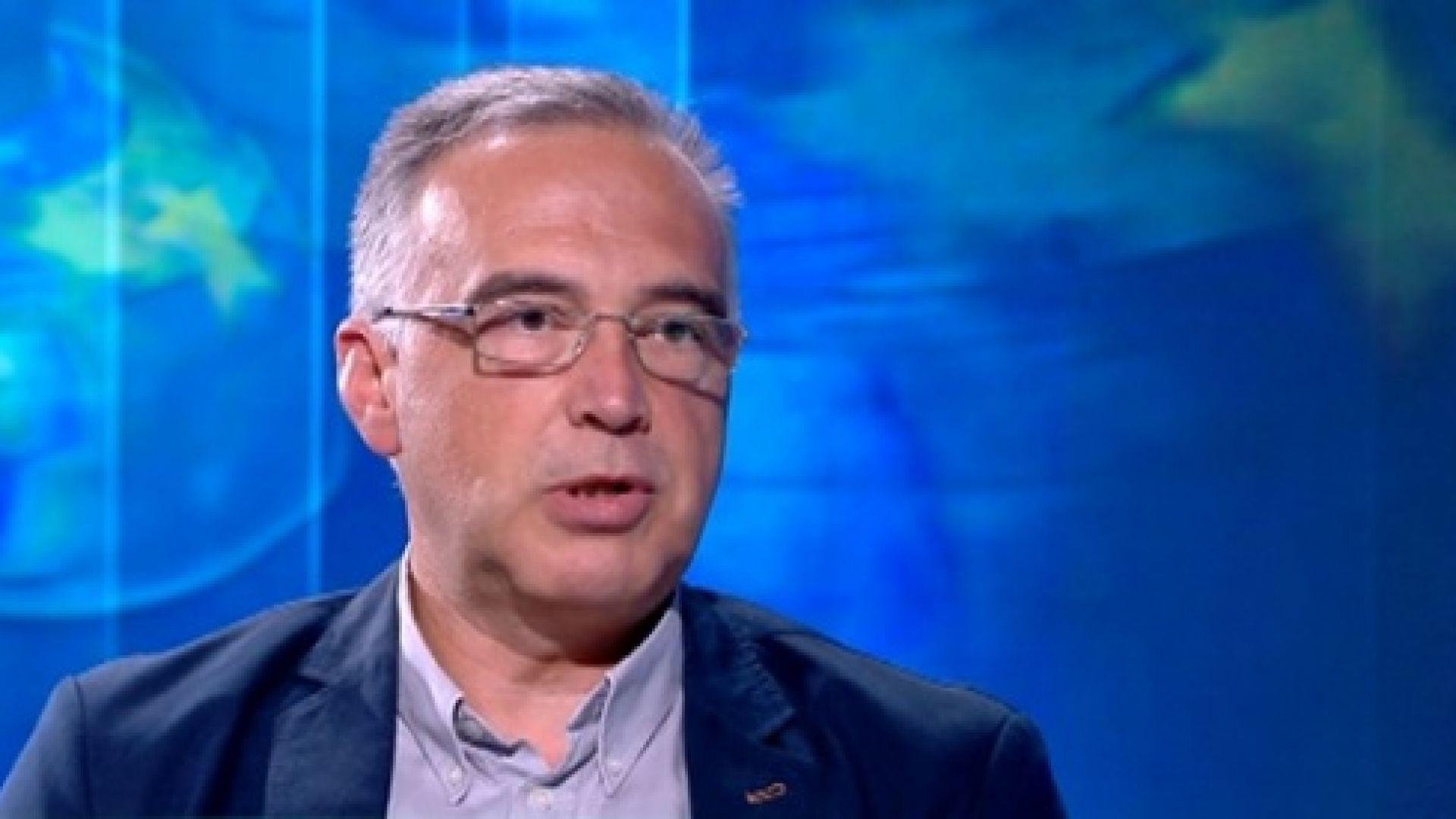 Антон Кутев: Милиарди са били отклонявани в кухи структури, за да бъдат откраднати