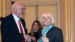Министърът на културата проф. Велислав Минеков връчи традиционните годишни награди по случай 24 май