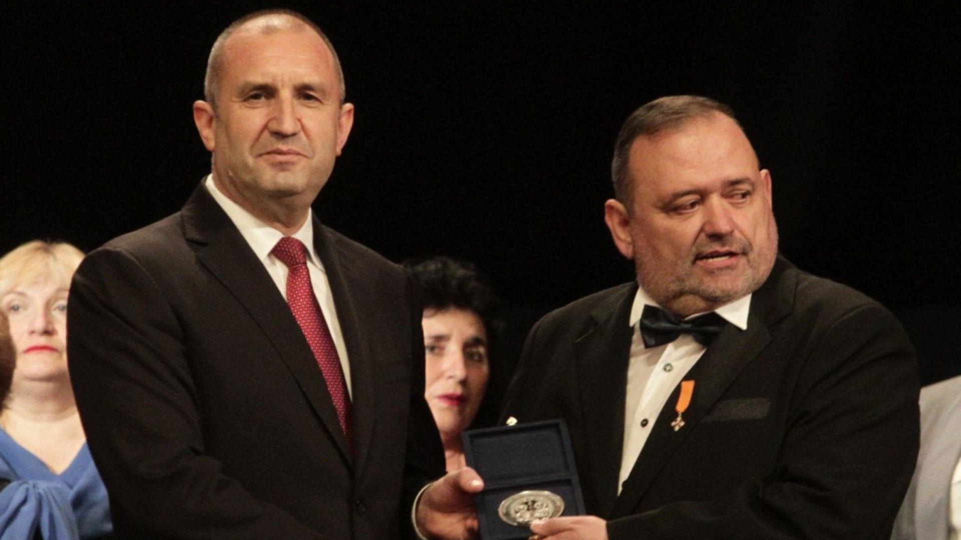 Румен Радев: Българското читалище е уникално явление за света