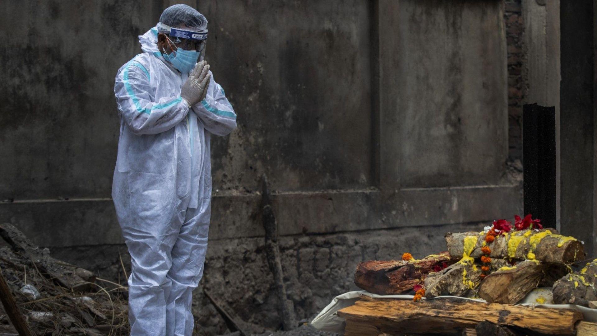 Нова епидемия в Индия: черната гъба