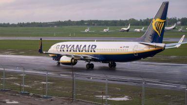 Райънеър съди Великобритания за ограниченията за пътуване: иска да спаси летния сезон