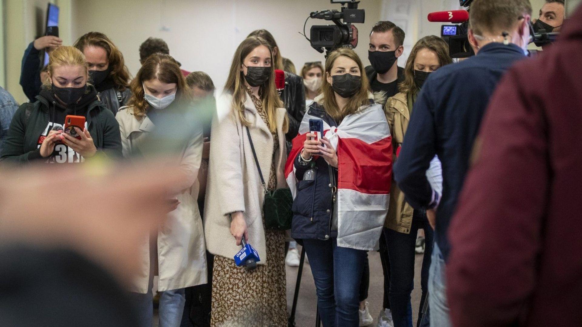 МВнР: Не е имало български гражданин на борда на отклонения в Минск самолет