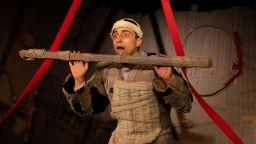 """Театър """"Кредо"""" с юбилейно национално турне на спектакъла си """"Дневникът на един луд"""""""