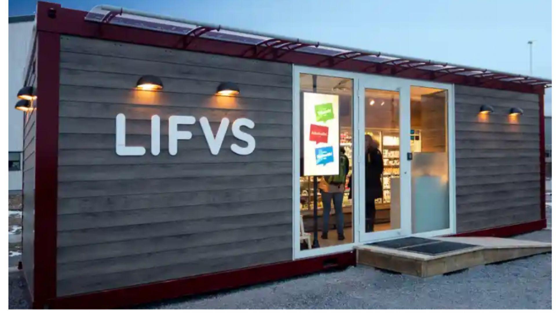 """""""Супермаркети"""" без персонал в помощ на жителите на селските райони в Швеция"""
