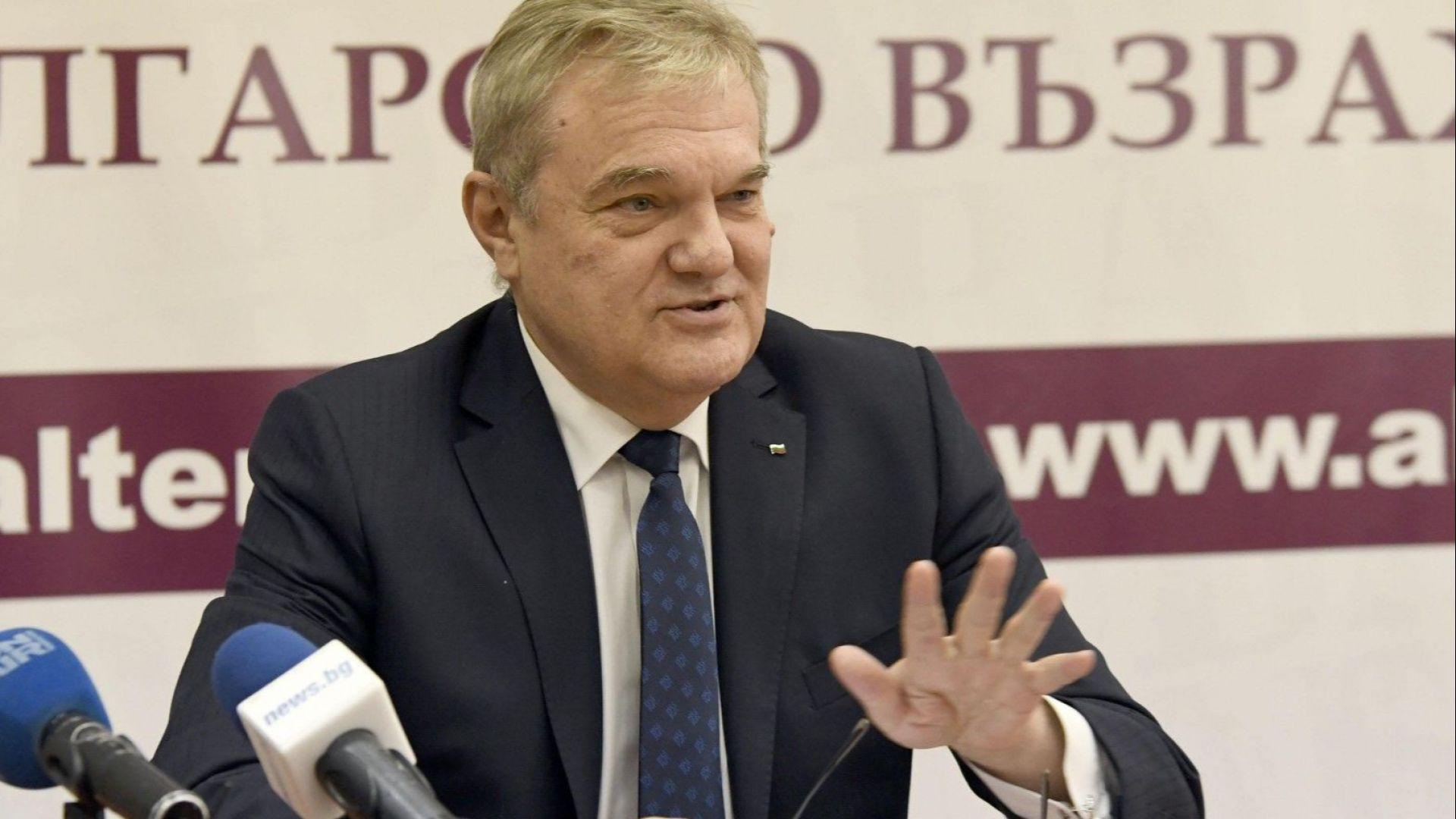 Румен Петков: Лявото обединение няма да бъде механичен сбор