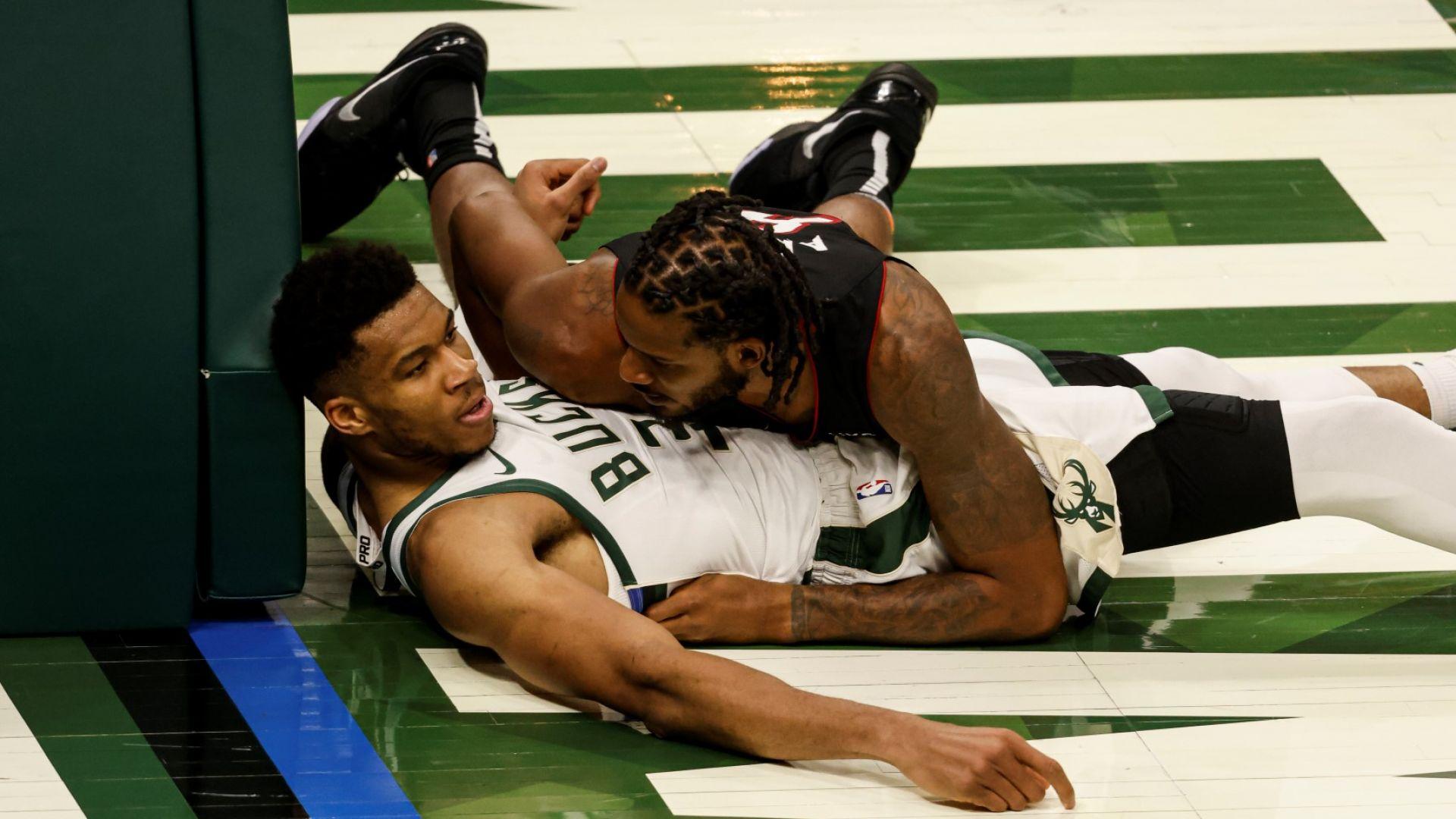 Милуоки разби финалиста в НБА с рекордна канонада от тройката