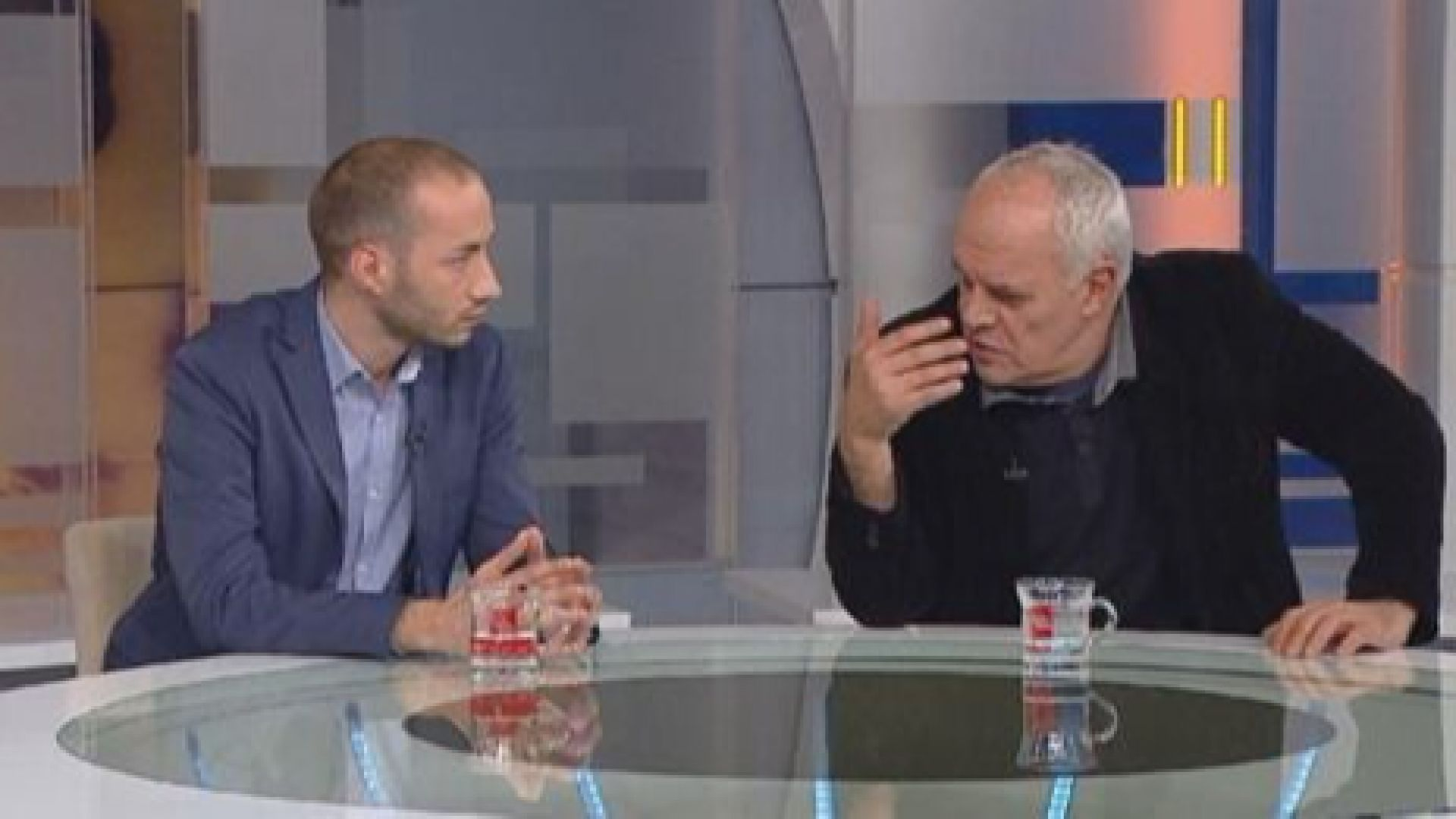 Андрей Райчев: ГЕРБ са под бомбардировка, грешат от нерви