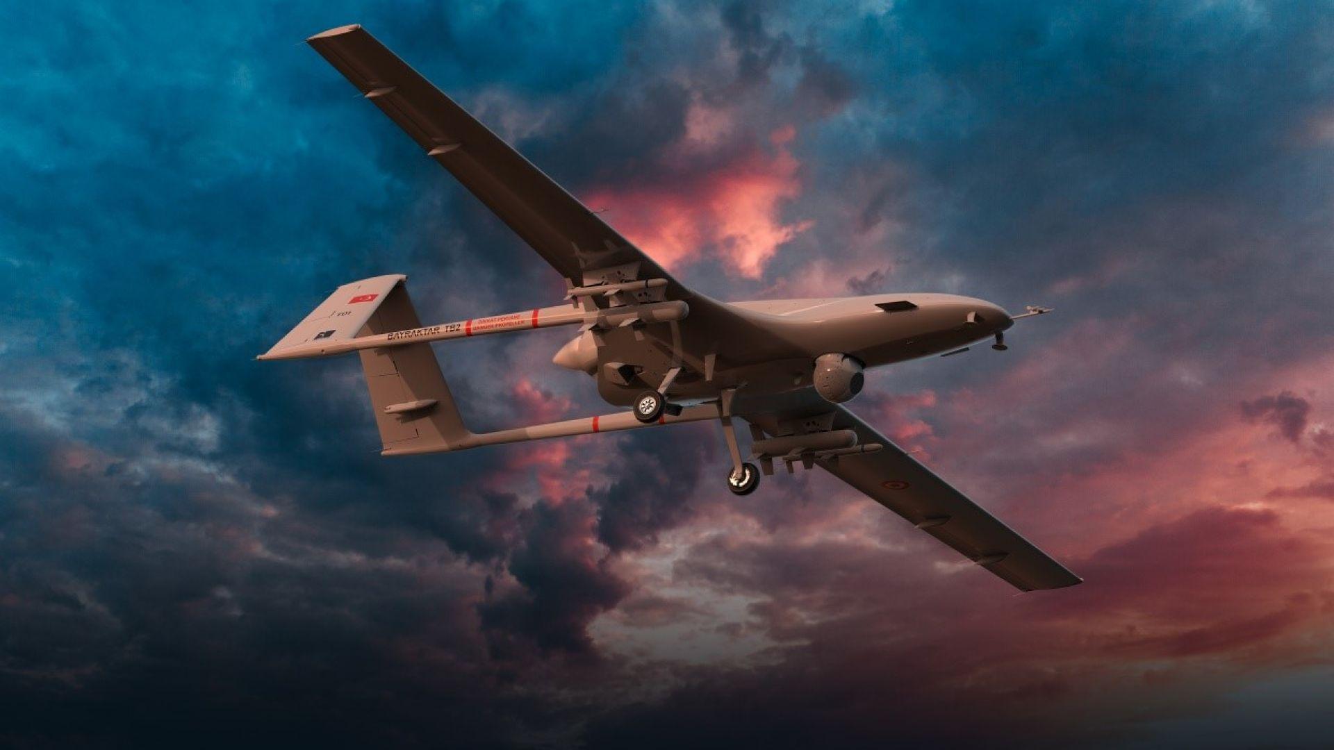 Турция ще изнася най-добрия си боен дрон за ЕС (снимки)