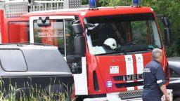 Изпращаме на РС Македония 25 пожарникари и 3 пожарни автомобила в борбата с пожарите
