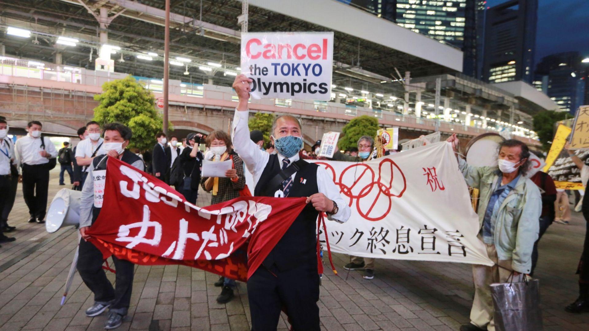 Нов удар за Олимпиадата, предупредиха американците да не пътуват до Япония