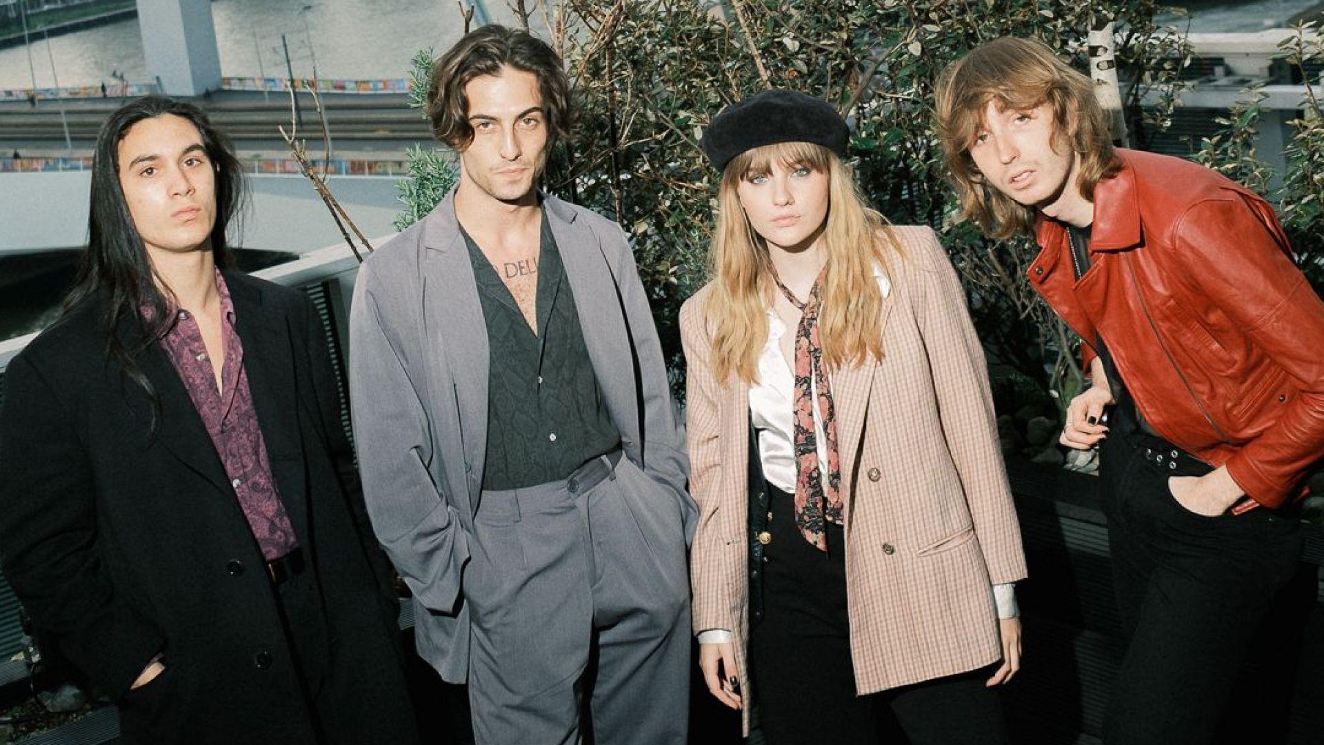 """Италианската рок група """"Манескин"""" отвя не само Евровизия, но и световните класации"""