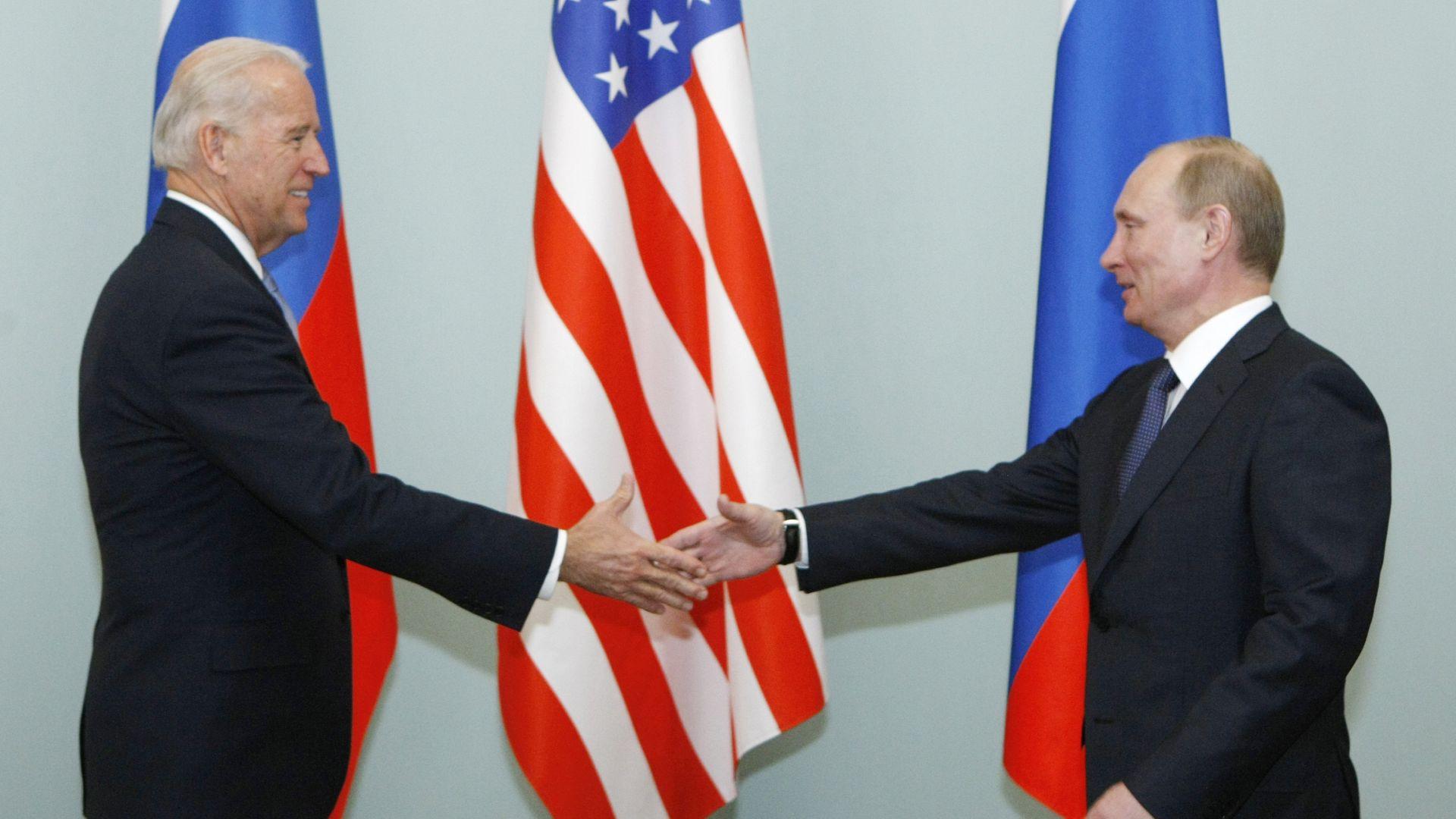 Путин и Байдън се срещат на 16 юни в Женева. Какви са очакванията?