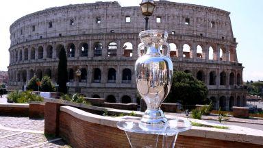 Всички пътища водят към Лондон, но шоуто започва днес в Рим (Програма на Евро 2020)