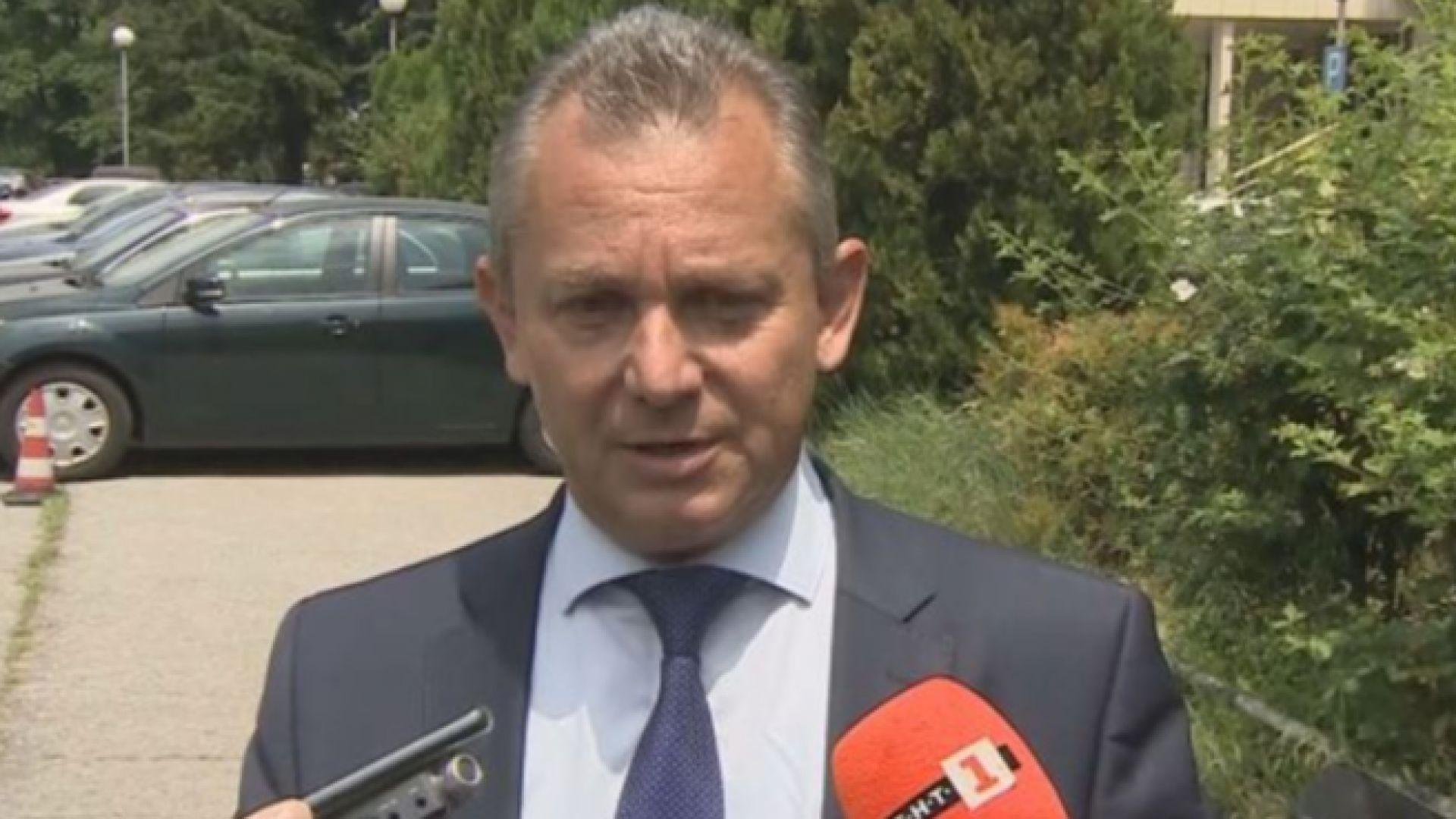 Шефът на ДАНС: Бойко Рашков е с отнет достъп до класифицирана информация