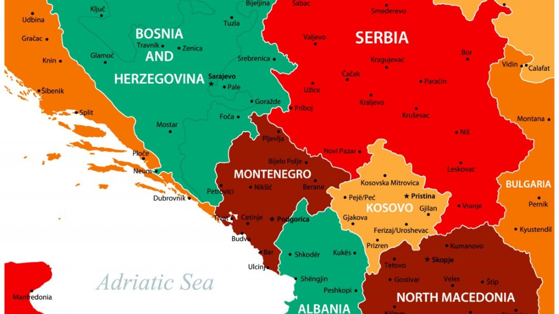 В Черна гора има 62 милионери, най-големият банков депозит е на чужденец