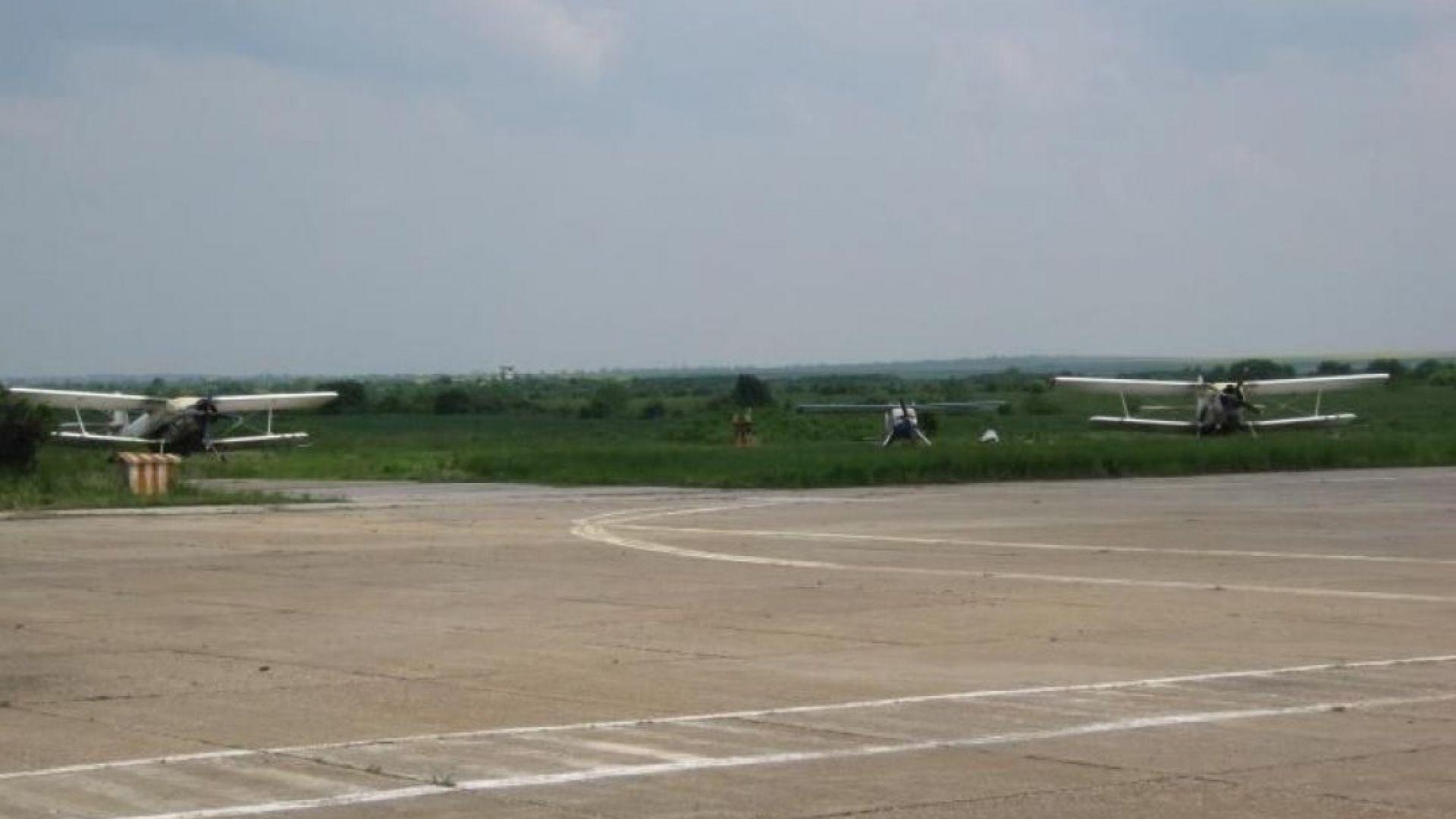 Авиопревозвач иска да възстанови полетите Русе - София
