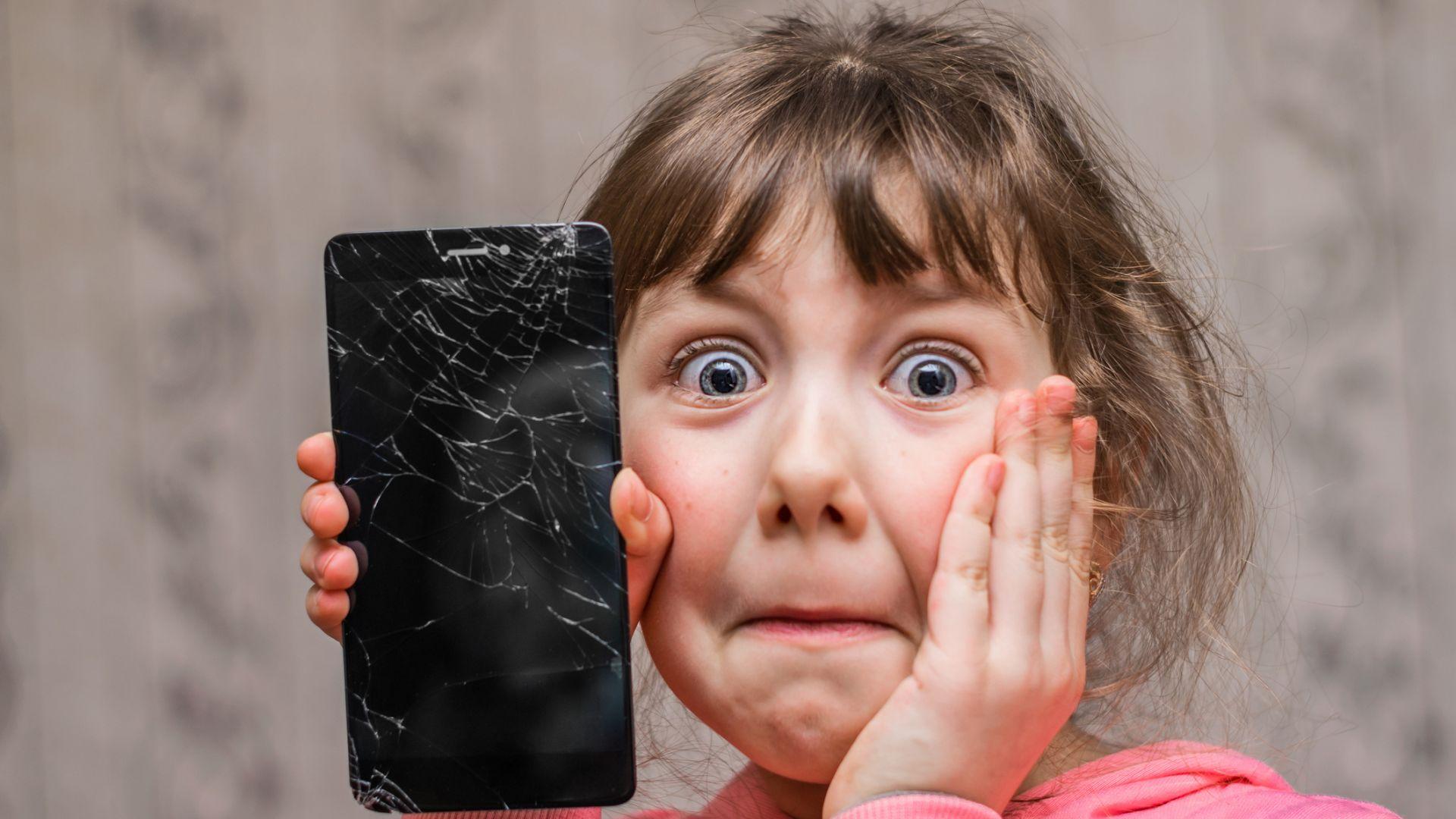 Научете детето си да е отговорно със смартфона