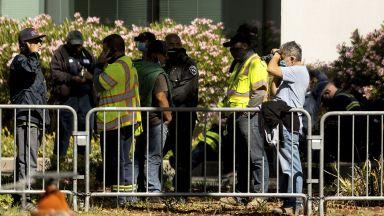 Въоръжен мъж уби 8 човека в Сан Хосе, но е ликвидиран (видео)