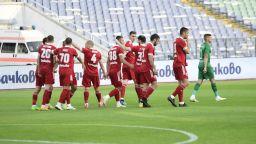 Два шедьовъра на Галин Иванов сразиха български Лудогорец в последния мач на Дяков