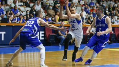 Левски се завръща в Балканската лига след пауза от три години