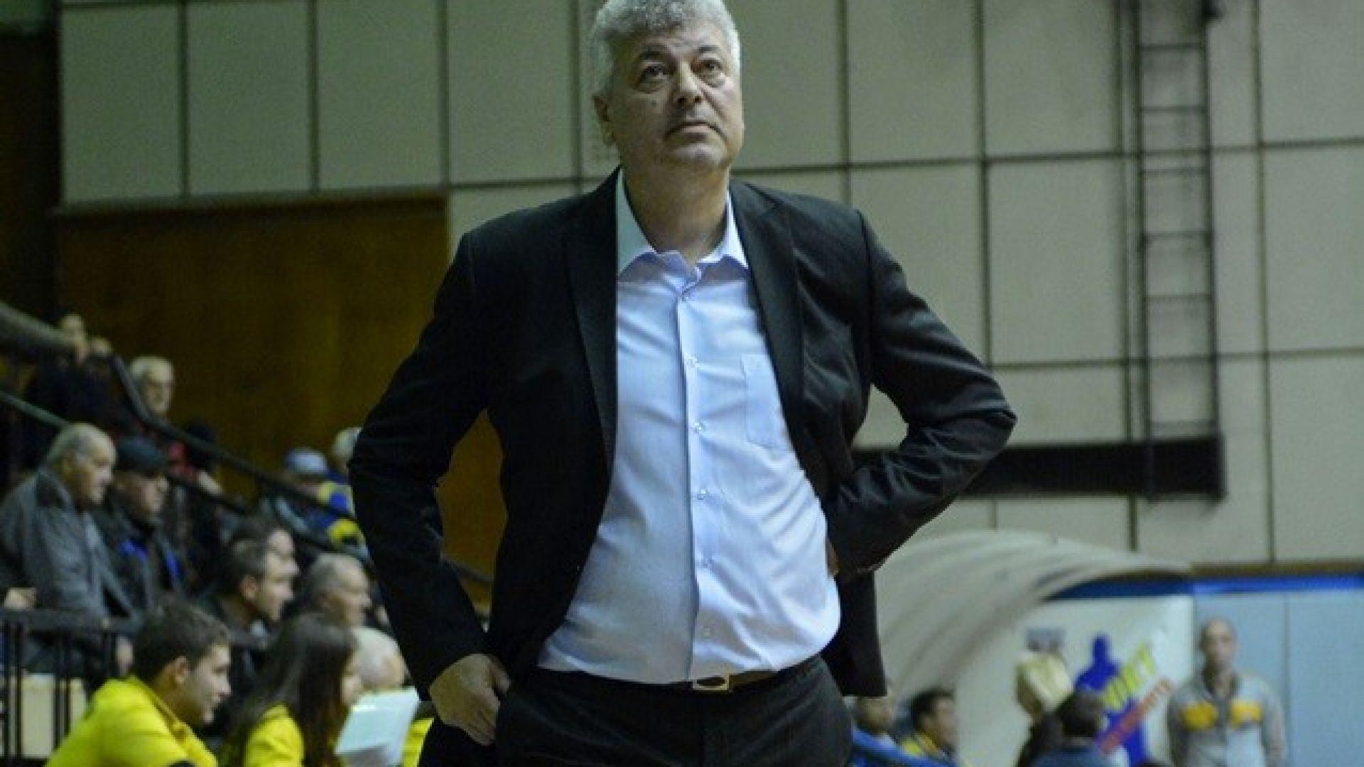 Внезапно почина баскетболната легенда Спас Натов