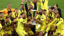 Уникална драма с 22 дузпи короняса Виляреал като шампион на Лига Европа