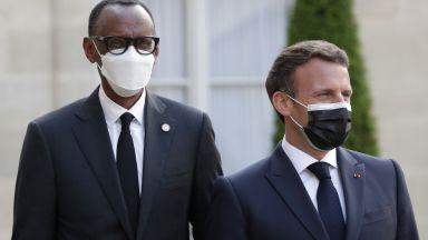 Еманюел Макрон призна отговорността на Франция за геноцида в Руанда през 1994 г.