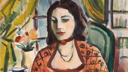 Гледаме творчеството на Константин Гърнев в Националната галерия
