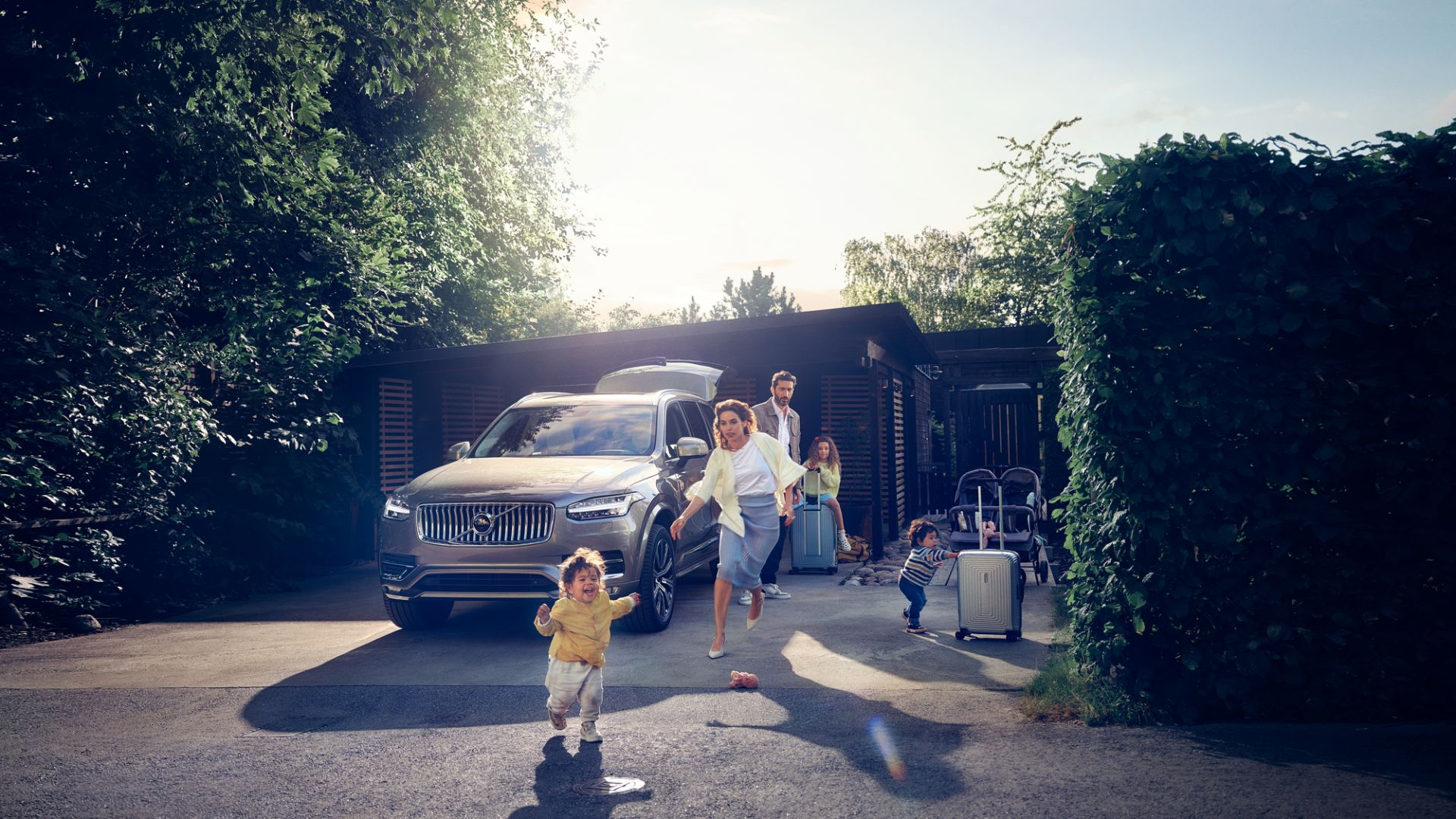 Volvo се отнася с грижа към истински важните неща