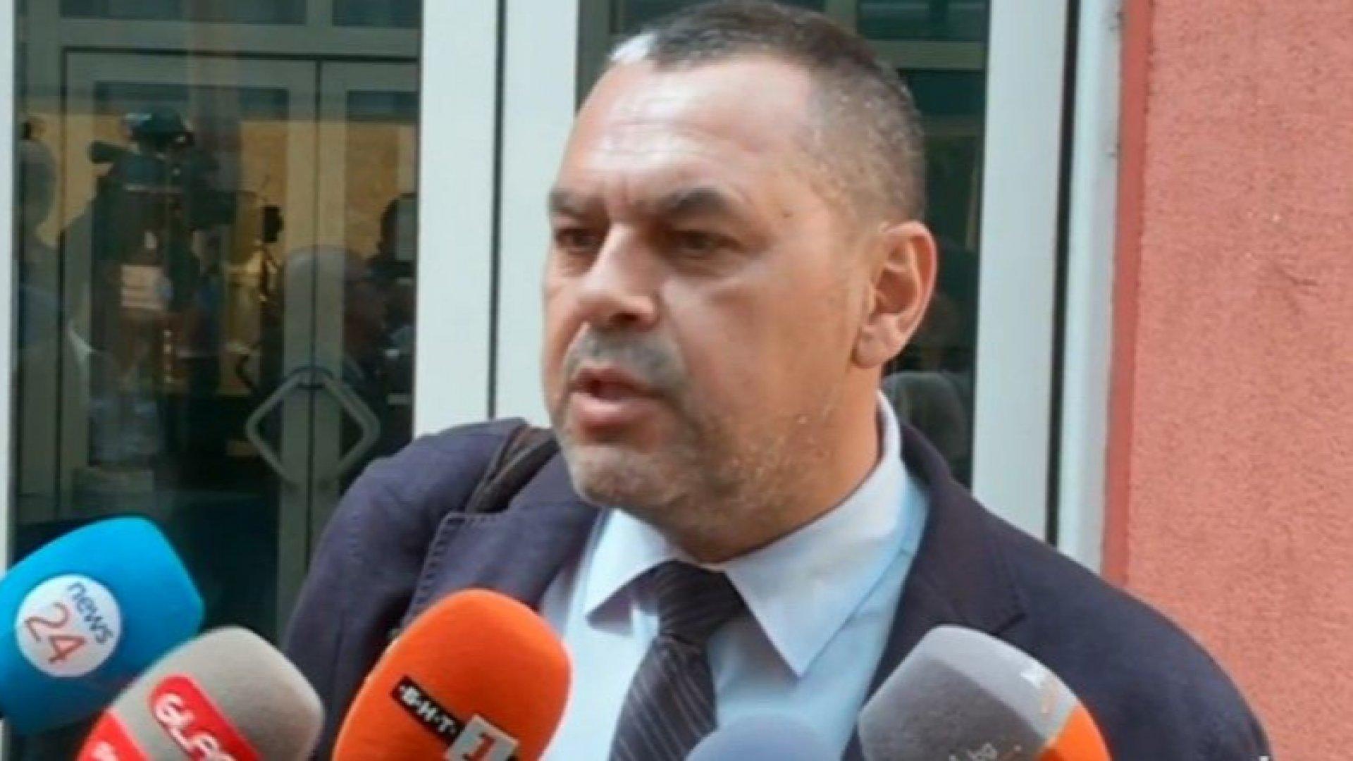 """Бившият шеф на """"Вътрешна сигурност"""" в МВР: Преназначен съм в кабинет до тоалетната"""