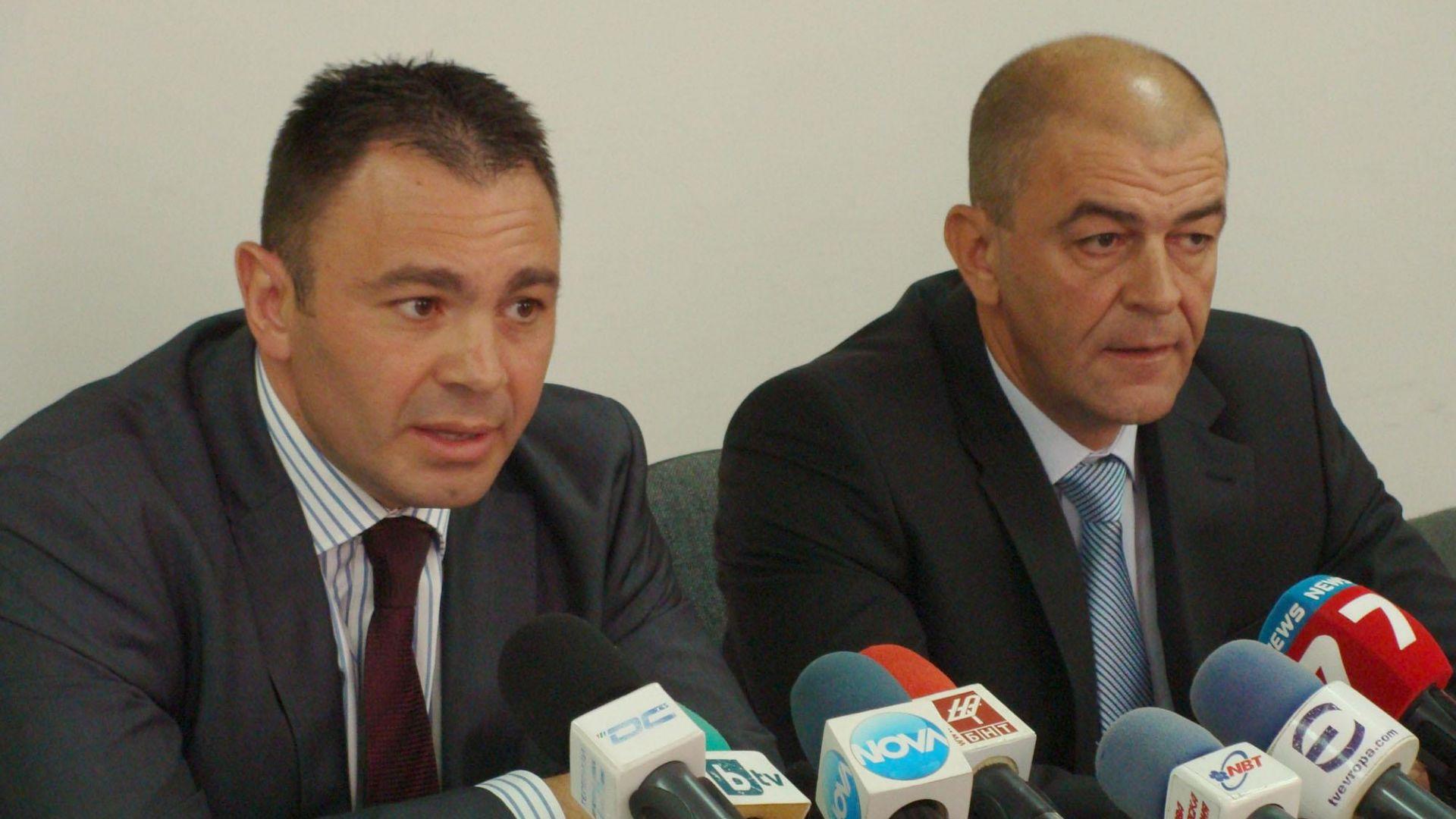 Още една рокада в МВР - Тодор Гребенаров е новият началник на Жандармерията