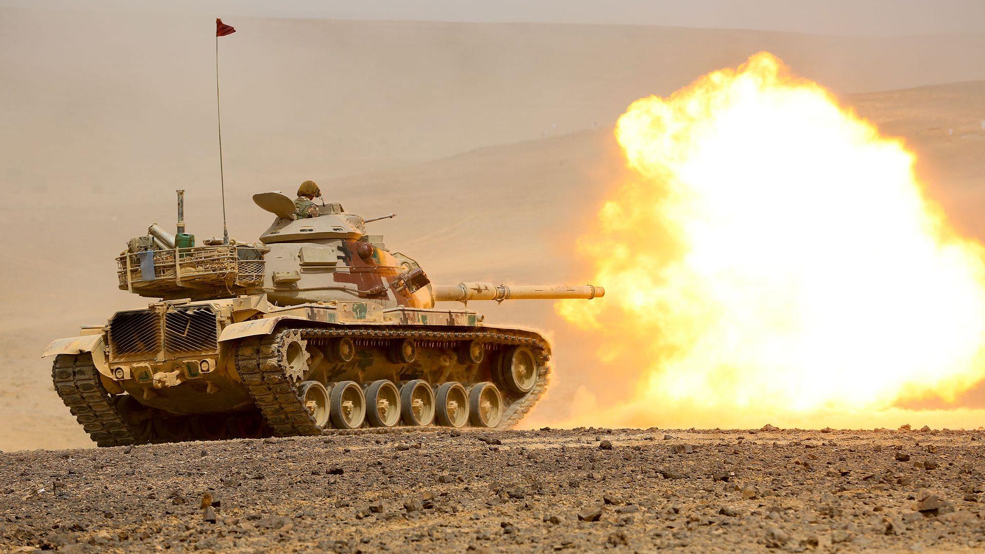 """Вечният"" американски танк M60 Patton все още не се пенсионира"