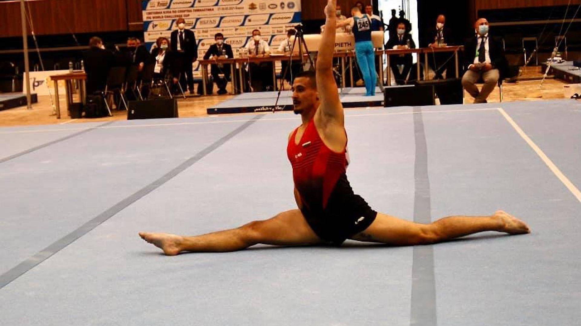 България има финалист на Световната купа по спортна гимнастика