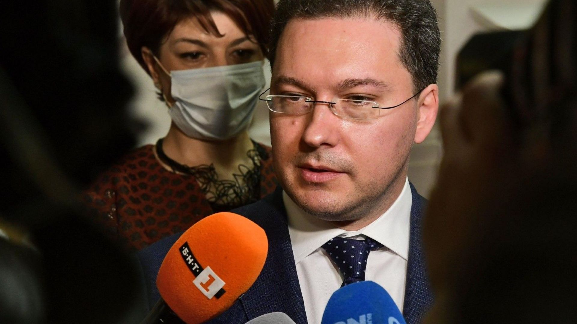 Даниел Митов: Проф. Герджиков ще отиде на балотаж и ще е победител на президентския вот