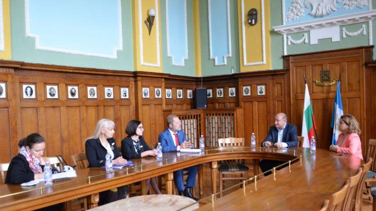 Община Пловдив и Националният статистически институт ще продължат съвместната си