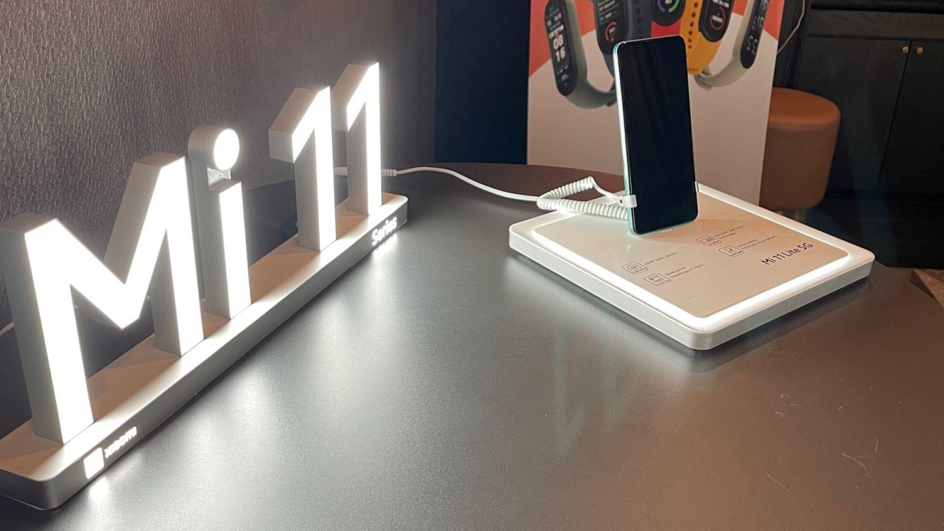 Xiaomi България представи официално серията Mi 11 в страната