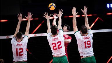 България не взе гейм на Франция в откриващия мач от Лигата на нациите