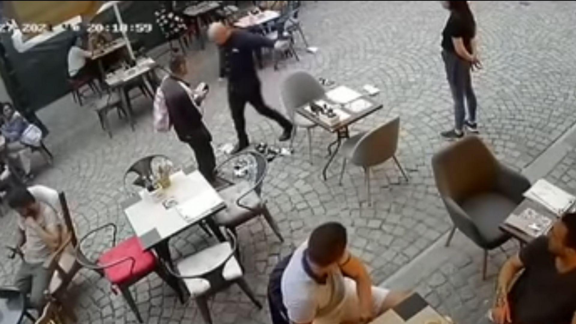 "Прокуратурата се самосезира за насилие над уличен продавач в ""Капана"" (видео)"