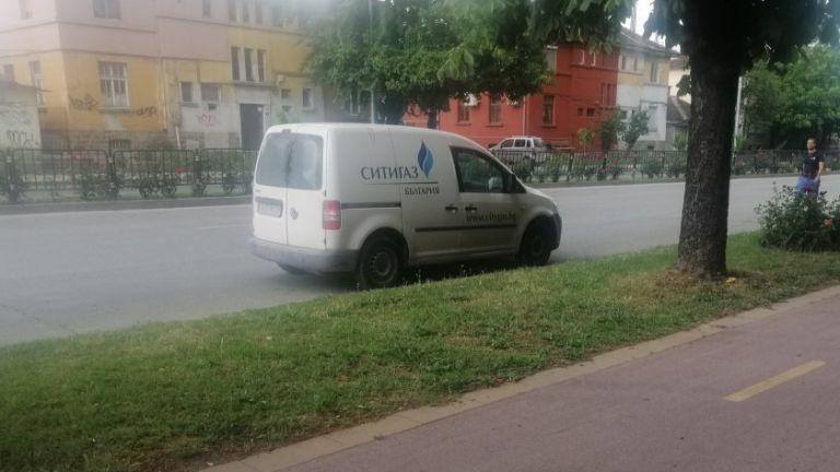 Работници пробиха газопровод в Пловдив. Инцидентът е станал към 12