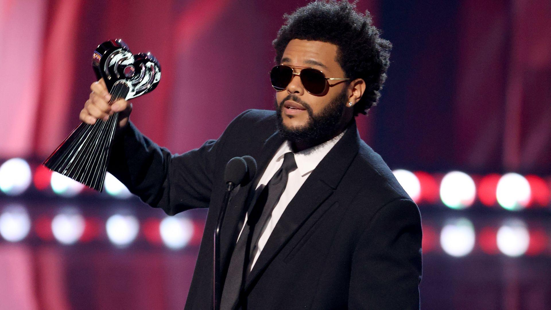 Weeknd и Роди Рич доминираха на наградите на iHeart Radio