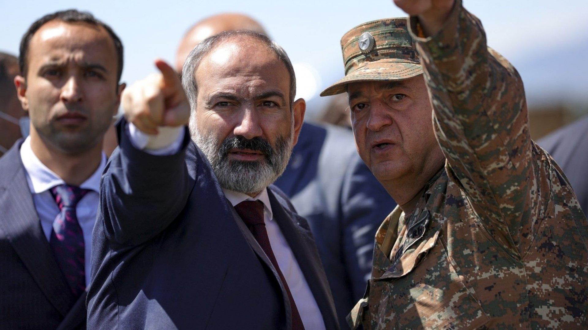 Напрежението между Азербайджан и Армения отново ескалира