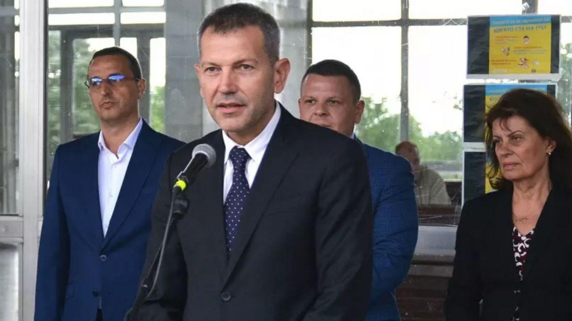 Георги Тодоров: Няма да позволя загуба на еврофинансиране за жп инфраструктура