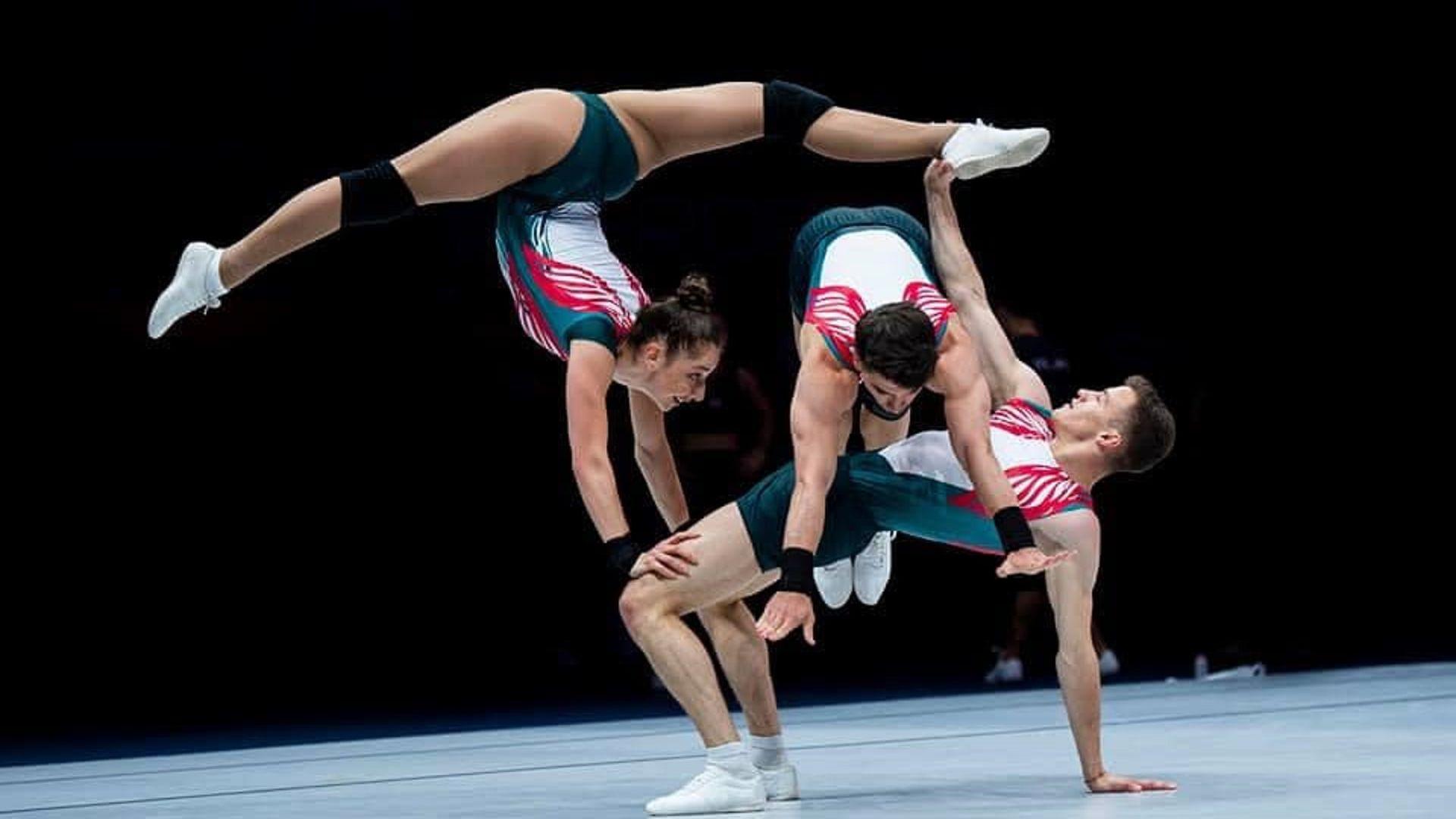 България отново е световен шампион в спортната аеробика